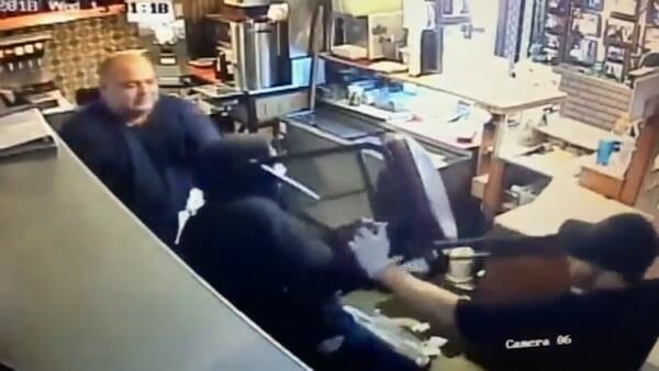 VIDEO: Employees Beat Up Would-Be Robber At Tucson Restaurant