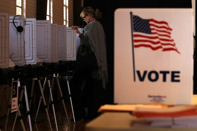Far Left Racist Website Openly Calls for White Men to be Banned from Voting