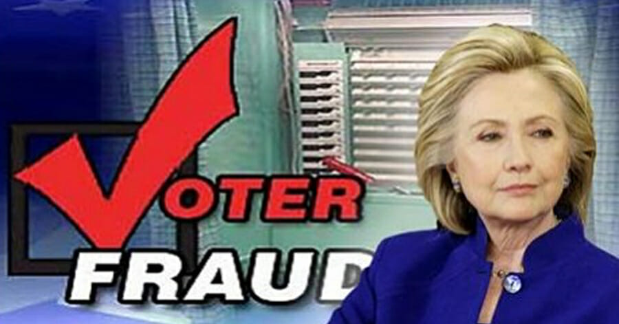 VOTE FRAUD: More Than 5,000 Out-of-State Hillary Voters May have Tipped New Hampshire Against Trump