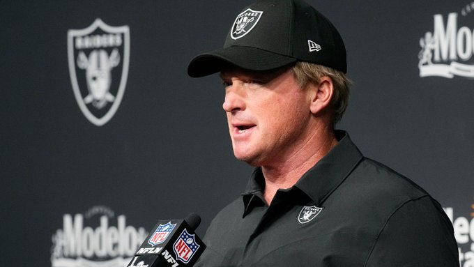 """Raiders Coach Resigns After Leaked Emails Show He Called Joe Biden a """"Nervous Clueless Pus*y"""""""