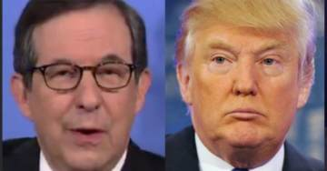 """Fox News Anchor Chris Wallace Trashes Trump, Says President """"Engaged in Most Direct Assault on Freedom of the Press in Our History"""""""