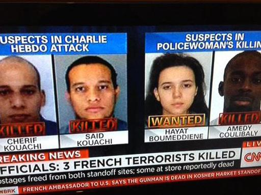 Terrorist Coulibaly Taped Rampage at French Kosher Store With Chest-Mounted Go-Pro
