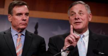JUST IN: Senate Intel Committee Finds No Direct Evidence of Conspiracy Between Trump Campaign and Russia