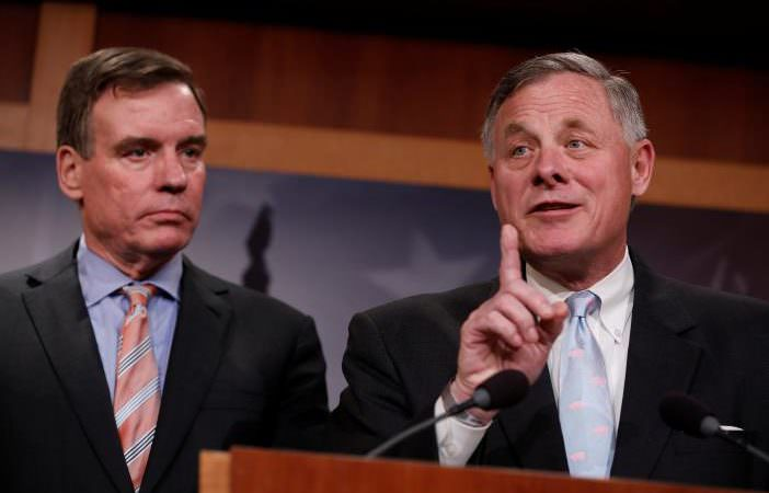 Senate Intel Panel Releases First Chapter of Report Into Russian Interference - Says No Votes Were Changed