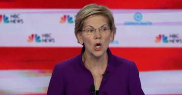 IT BEGINS: Elizabeth Warren Offers New Plan To Decriminalize Illegally Crossing U.S. Border