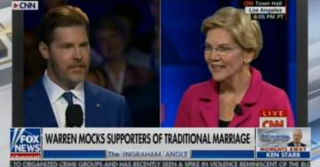 Figures: Liz Warren Gets Caught at Town Hall – Staged Questioner Is Top Donor (VIDEO)