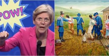 CONFIRMED: Lineage Studies Reveal Elizabeth Warren's 1/32nd Ancestor Rounded Up Cherokee Indians During the Trail of Tears