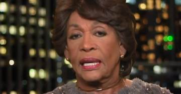 Unhinged Maxine Waters: 'Resist' Trump Or 'Go Down With Him' (VIDEO)