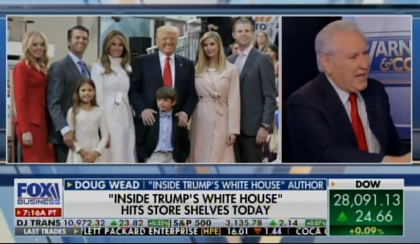 Outrageous! Biden DOJ and FBI Now Going After 75-Year-Old Trump White House Author and Esteemed Historian Doug Wead