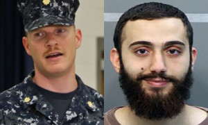 Navy Office Charged for Firing On Terrorist Murderer!