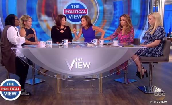 JUDGE JEANINE: Whoopi Goldberg Started Cursing at Me! She Said F-You! F-You! Get the F-ck Out of This Building! (VIDEO)