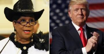 WOW! Trump Accuses Democrats of Using 'Wacky' Frederica Wilson as Diversion from Clinton-Obama Uranium One Scandal