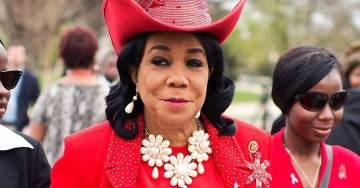 Clownish Congresswoman Claims White House Full Of White Supremacists