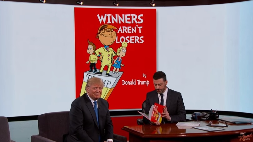 winners trump book