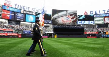 Yankees Ban 'God Bless America'