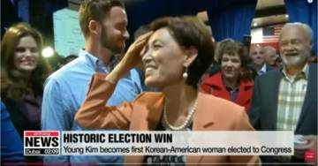Democrats Steal Another Race: California Republican Young Kim Who Led by 3% After Election Is Suddenly Down 941 Votes