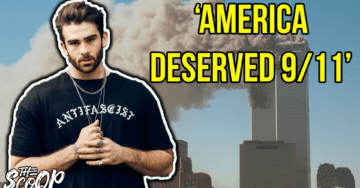 DISGUSTING: Far-Left Host Of 'The Young Turks' Says 'America Deserved 9/11′ (VIDEO)