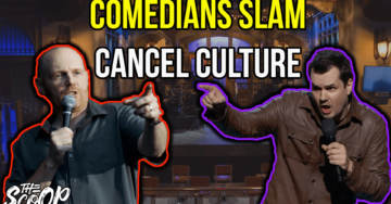 WATCH: Comedians Bill Burr And Jim Jefferies SLAM 'Cancel Culture' In Response To 'SNL' Firing A Newly Hired Castmember (VIDEO)