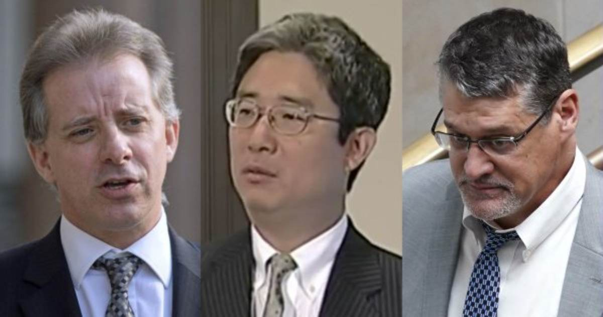 photo image Handwritten Notes Reveal Glenn Simpson Gave Bruce Ohr a 'Memory Stick' in Secret Meeting Shortly After Trump Won…