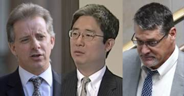 Handwritten Notes Reveal Glenn Simpson Gave Bruce Ohr a 'Memory Stick' in Secret Meeting Shortly After Trump Won 2016 Election
