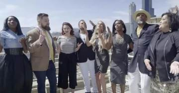 "Facebook Flags Gospel Song ""What Would Heaven Look Like"" as Political"